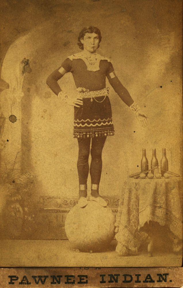 """A Collection of Twenty Photographs of """"Play Indians."""". """"Playing Indian"""", Representation, Stereotypes."""