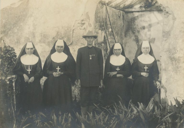 Photographic and Manuscript Archive of a Nurse in the Spanish-American War, Containing Over Ninety Photographs of Military Scenes in Cuba and Florida Surrounding the Conflict, c. 1899. Women, Nursing, Spanish-American War, Congregation of American Sisters.