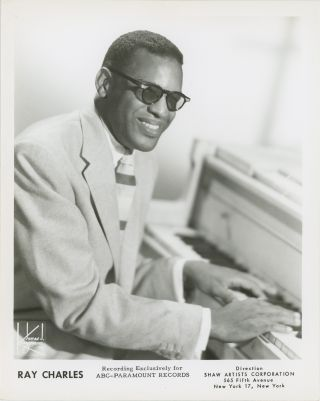 Collection of Seventeen Publicity Photos of Performers from the Golden Age of Soul Music, circa...