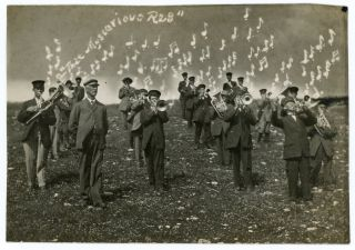 Music in American Vernacular Photography: A Collection of 320+ Cabinet Cards, Real Photo...
