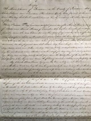 Collection of Documents from the Family of Anna Almy Jenkins, Granddaughter of Moses Brown,...