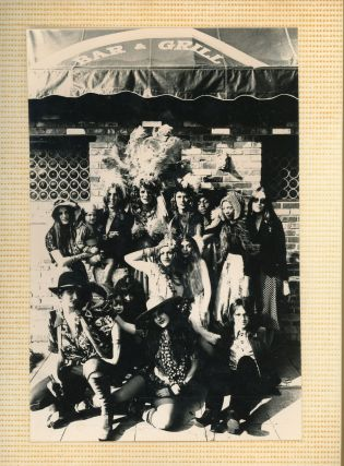 Photo Album of Aeros Theda, an African-American Musician in the 1970s Los Angeles Fusion Scene....