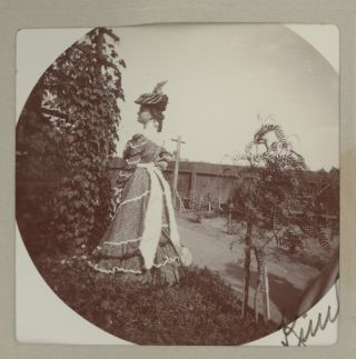 Photograph Album Belonging to Francis Coulter, a Young Socialite in Los Angeles, c. 1899. Francis...