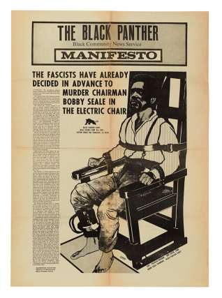 The Fascists Have Already Decided in Advance to Murder Chariman Bobby Seale in the Electric...